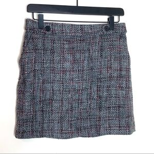Ann Taylor Loft Woven Skirt